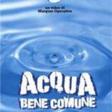 acqua bene comun
