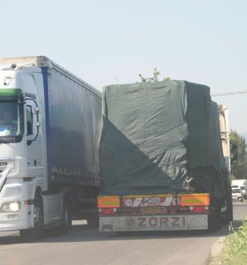 No al nuovo stabilimento Alce a Fornoli: decine di camion in più ogni giorno sul Viale Europa