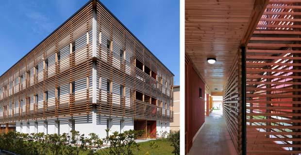 Social housing, quartieri e grattacieli. Le più belle struttuture in legno