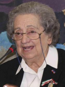 """E' morta Didala Ghilarducci, la """"partigiana per amore"""""""