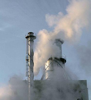 GreenPeace: L'inquinamento atmosferico uccide un italiano al giorno