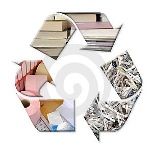 Meno rifiuti da smaltire ed emissioni evitate, l'ecoefficienza del riciclo