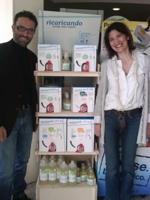 A Capannori nelle farmacie comunali prodotti per la cura personale e la casa ecologici alla spina