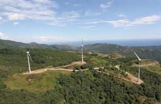 A Stella (Savona) un Parco Eolico premiato per la sotenibilità ambientale
