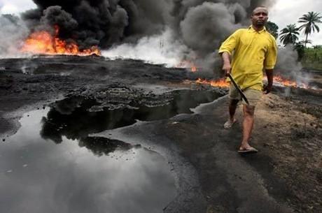'Oil for nothing': una mostra a Capannori sulle vittime nigeriane del petrolio