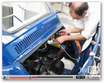 """Ora è lecito """"retrofittare"""" le vecchie auto a benzina e farle diventare elettriche"""