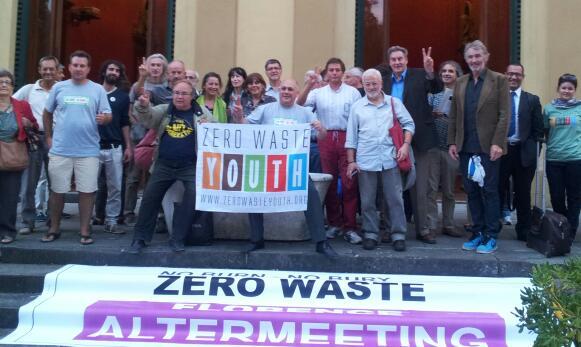 "Resoconto e suggestioni dal convegno ""no burn- no bury Zero Waste Florence Altermeeting"