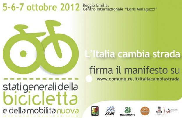 Mobilità sostenibile: gli Stati Generali della Bicicletta a Reggio Emilia