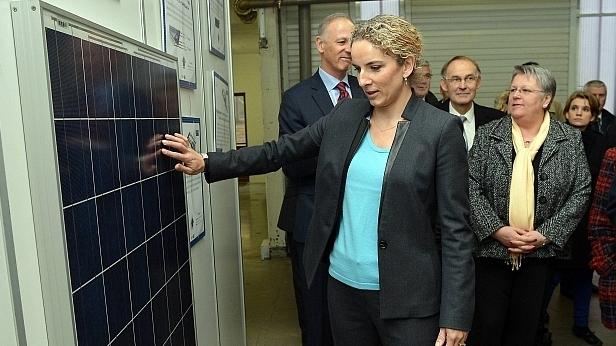 La Francia di Hollande punta sul fotovoltaico