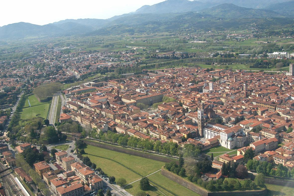Lucca e Capannori, via al piano strutturale coordinato.
