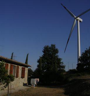 Magellano, un premio per l'amministrazione che punta all'innovazione eolica