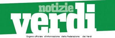 Dai Verdi toscani la solidarieta ad Alessio Ciacci