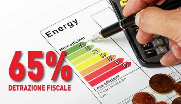 Ecobonus del 65% stabilizzato dal 2014