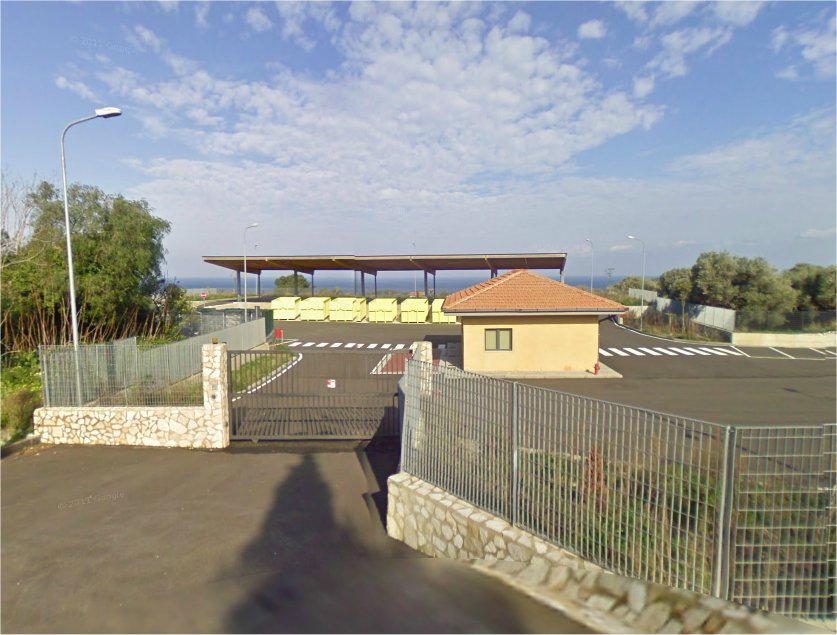 Isola ecologica Spartà - Messina