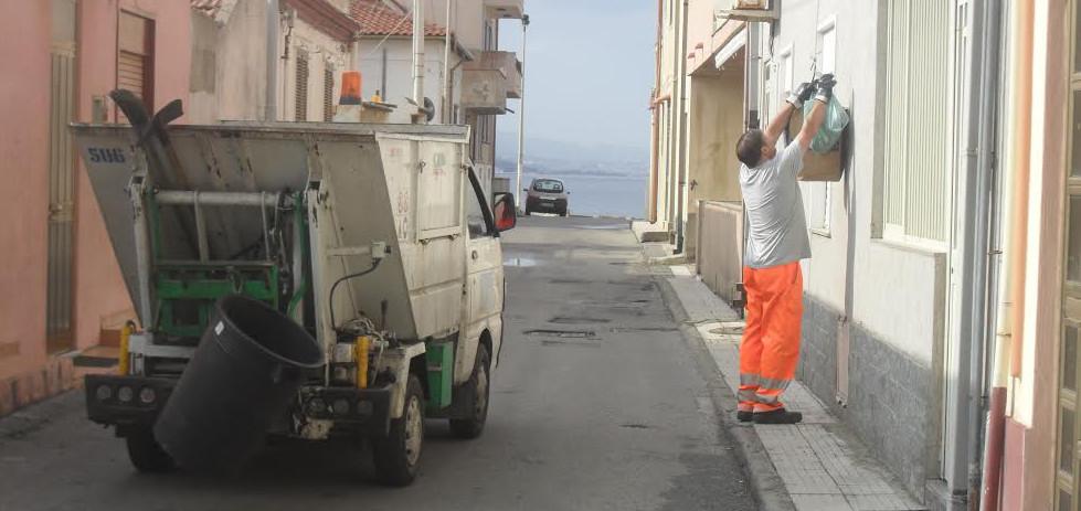 """La raccolta differenziata """"porta a porta"""" tocca quota 78% a Messina"""