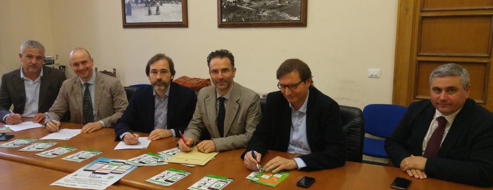 Rivoluzione a Rieti, grazie all'innovazione tecnologica dei servizi della mobilità