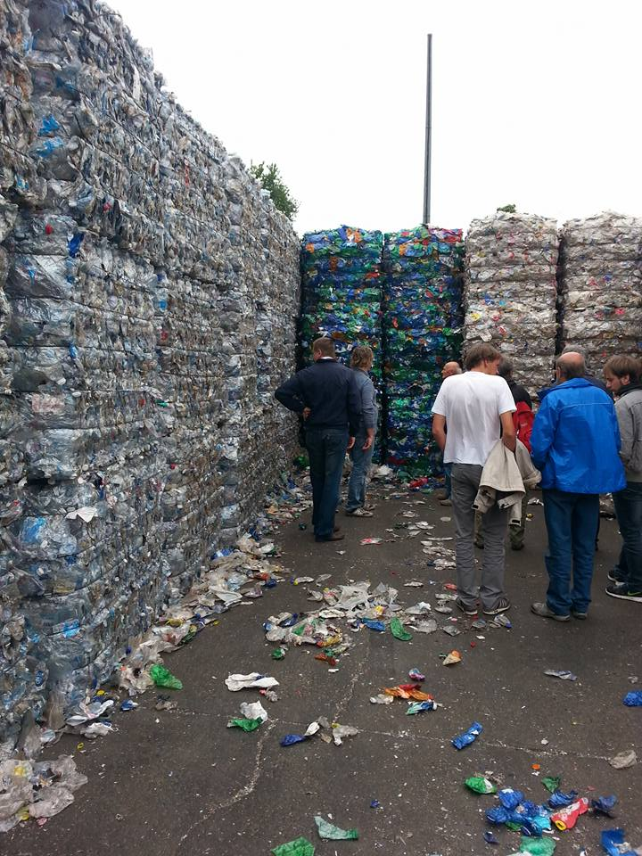 Successo per la prima visita Acsel alla piattaforma ecologica delle plastiche