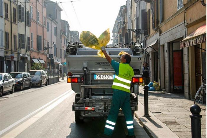 Parma supera il 74% di raccolta differenziata