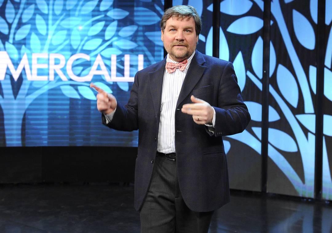 Luca Mercalli a RaiNews24