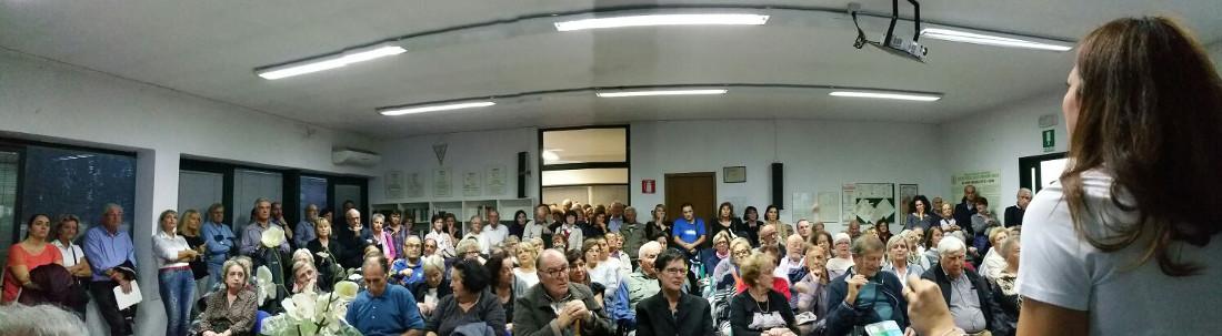 Affluenza ed interesse alle assemblee sull'estensione del porta a porta a Lido di Camaiore