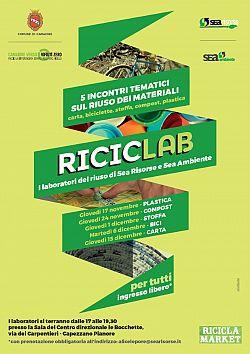 RicicLAB: partono a Camaiore i laboratori creativi di Sea Risorse