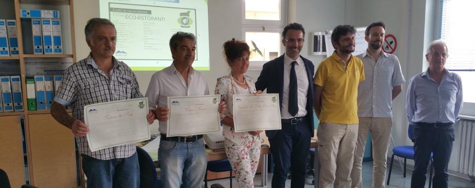 Sono 21 i nuovi Eco-Ristoranti della Val Di Susa