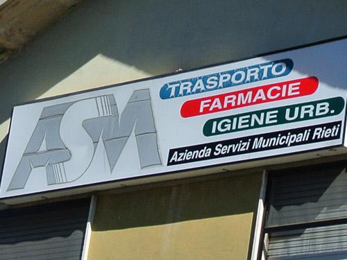 ASM Rieti: sottoscritto un nuovo importante accordo tra l'azienda ed i sindacati CGIL, CISL e UIL
