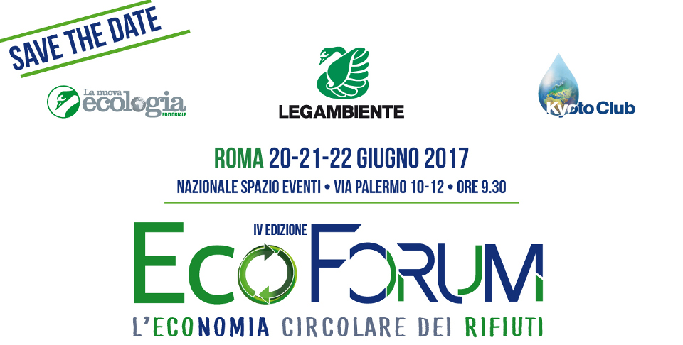 save the date EcoForum2