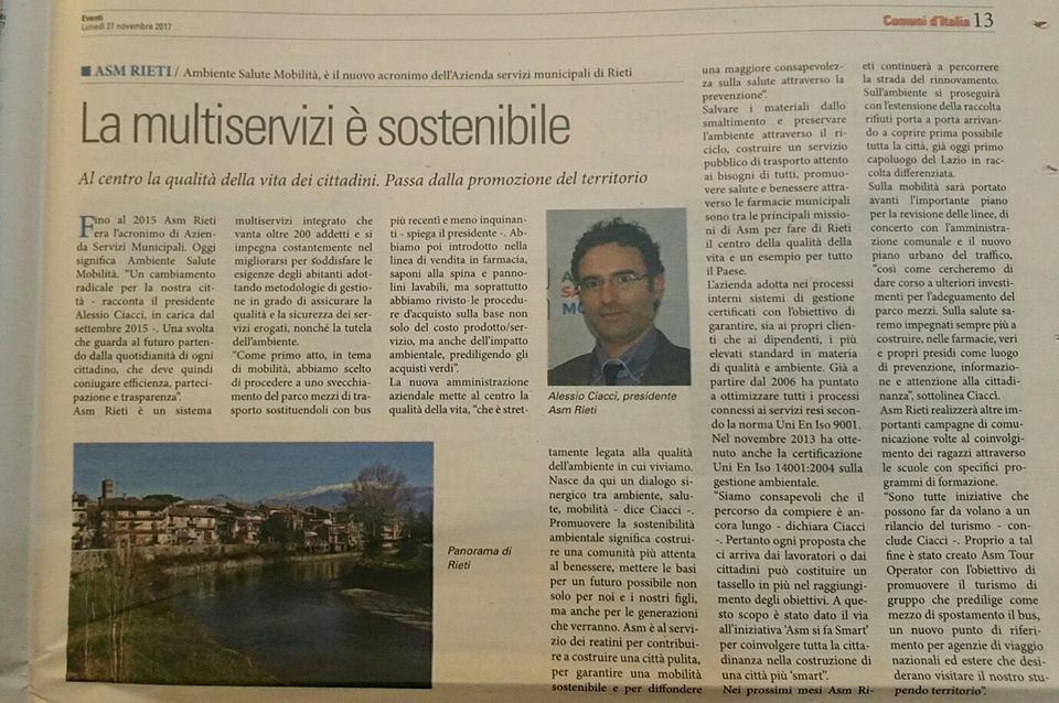 articolo Sole24