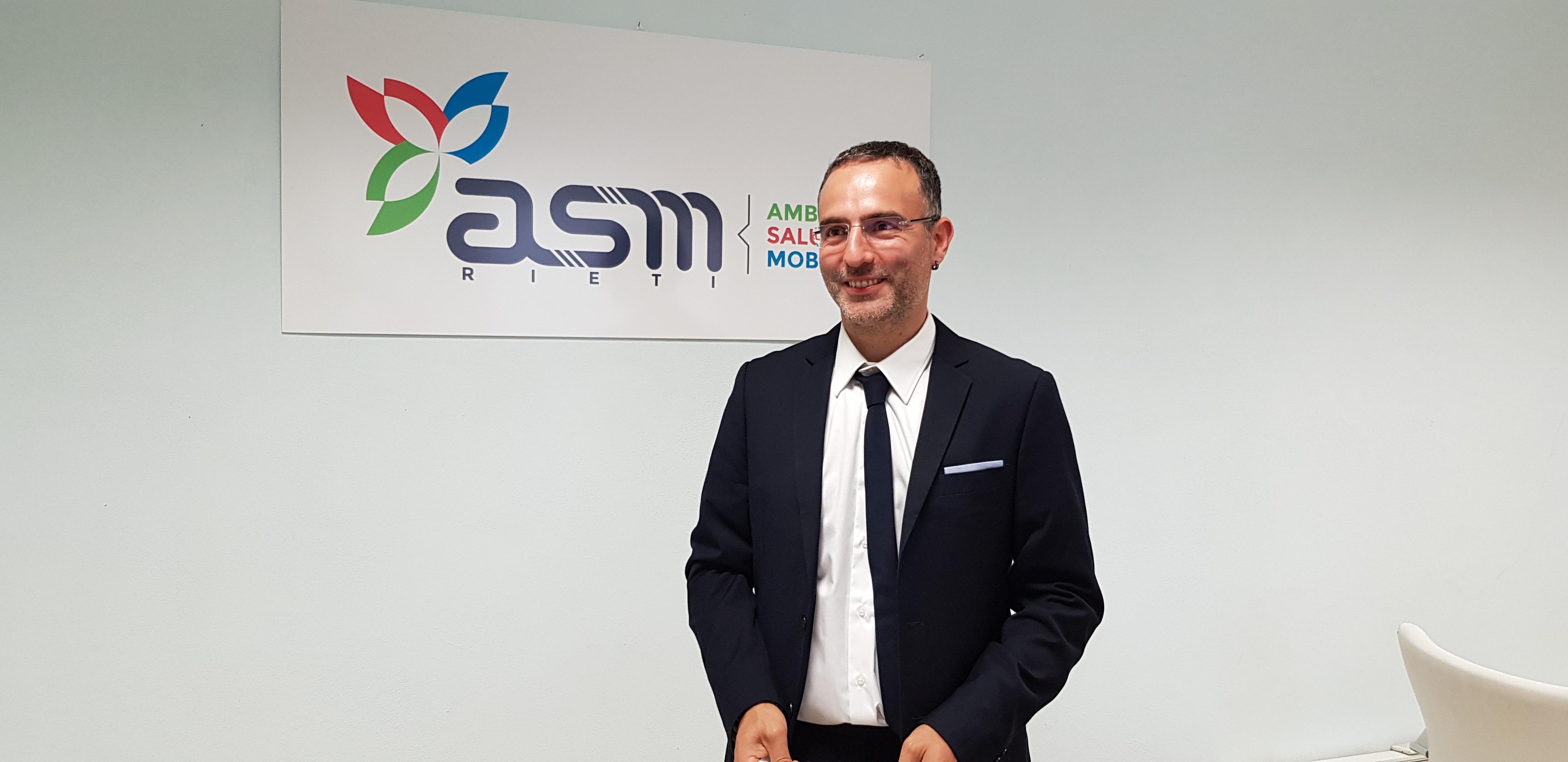 Alessio Ciacci termina il suo mandato in ASM Rieti: triplicata la raccolta differenziata, dimezzati i debiti, migliorati i servizi