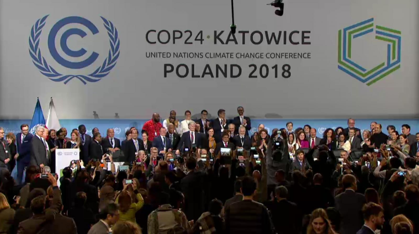 La Cop 24 di Katowice è terminata. Le decisioni adottate e le critiche degli ambientalisti