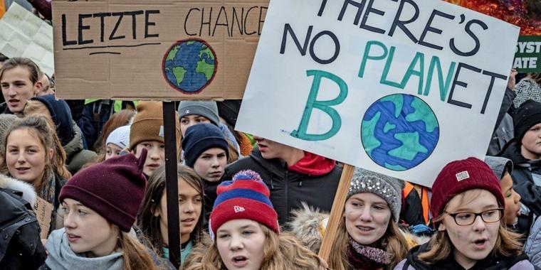 Il Parlamento del Regno Unito dichiara l'emergenza climatica