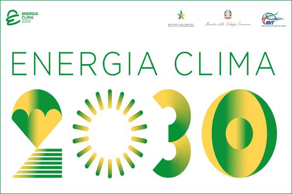 Piano Energia e Clima. Legambiente: 'Servono obiettivi più ambiziosi'