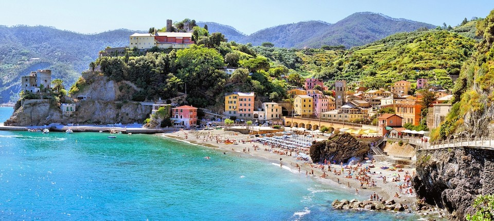 WeekEnd ecologico a Monterosso