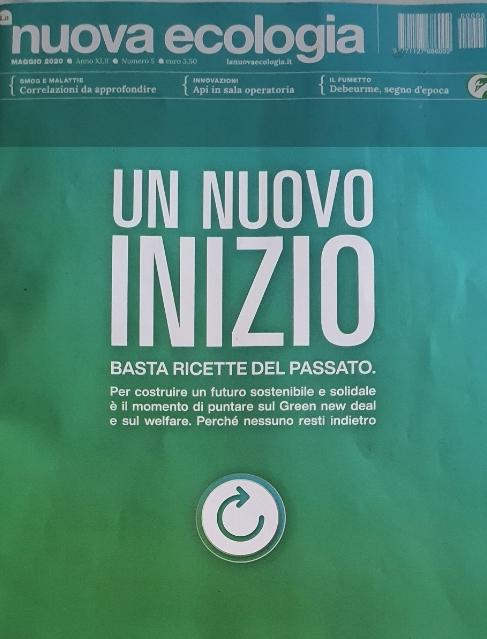 Un Nuovo Inizio – La Nuova Ecologia intervista attori italiani della Green Economy