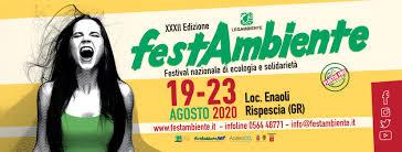 Dal 19 al 23 agosto, torna Festambiente, la manifestazione nazionale di Legambiente