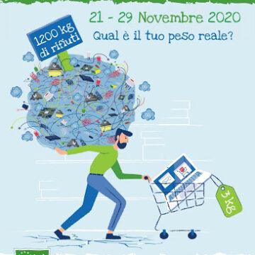 Dal 21 al 29 novembre la 12a edizione della Settimana Europea per la Riduzione dei Rifiuti