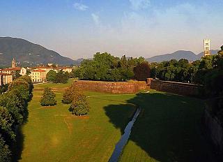 Ecosistema urbano, Lucca scala 17 posizioni, è la città più green della Toscana