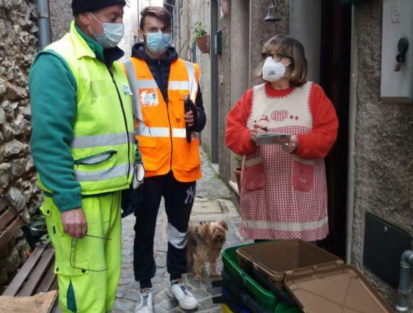 Minerva Ambiente avvia la raccolta domiciliare anche a Capranica Prenestina