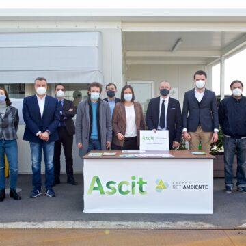 Tecnologia e servizi, Ascit presenta le novità per logo e app