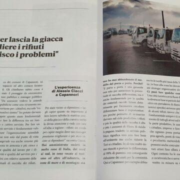 """La rivista """"Esapnsione"""" intervista Alessio Ciacci"""