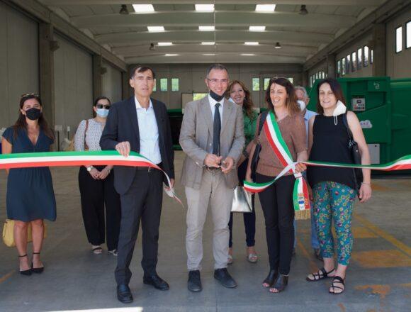 Inaugurazione dei nuovi Centri di Raccolta nei Comuni di Barga e Borgo a Mozzano